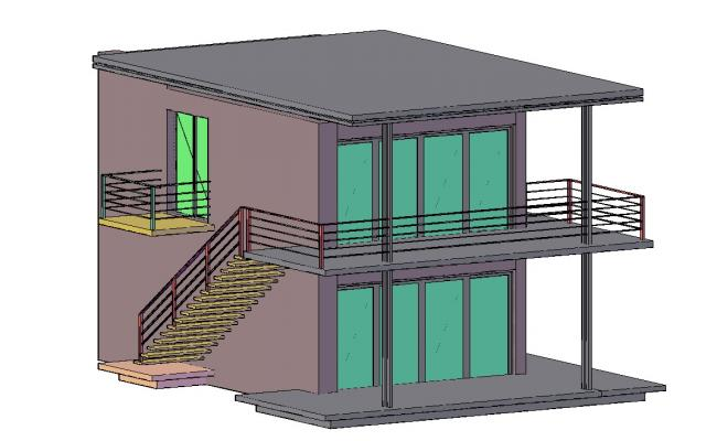 Download Free 3d House