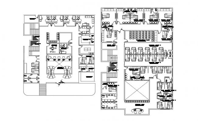 Download Hospital Building Plan