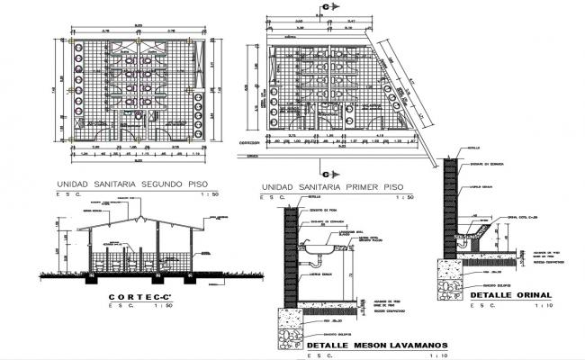 Download Public Toilet Design Plan