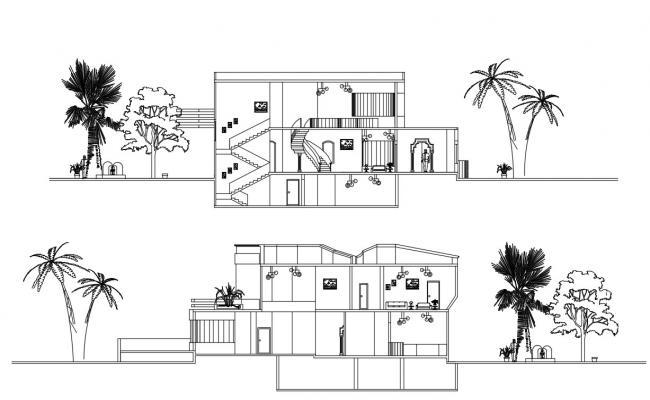 Download Villa Design Plan