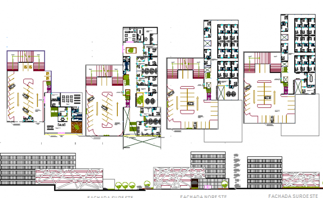 Draft legislative palace quarters of state project dwg file