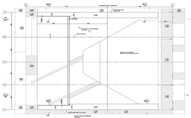 Drawing Of Hydro Power Generator Free Download PDF File
