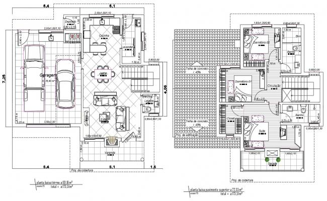 Drawings details of house layout CAD plan autocad file
