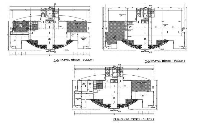 Drawings floor 2d layout plan of building dwg file