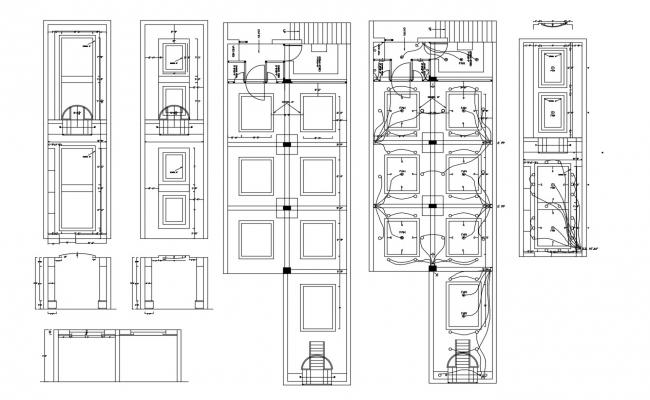 Dwg file of electrical layout