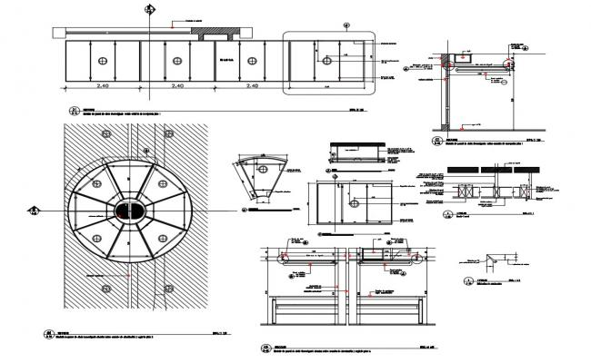 Dwg file of suspend ceiling layout