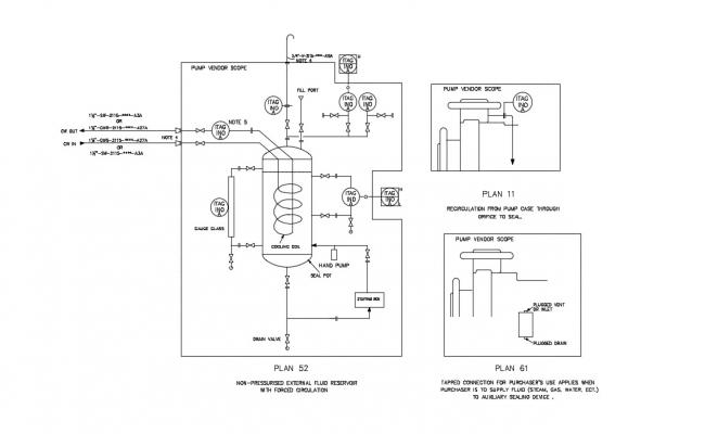Electric Circuit Diagram DWG File Free Download