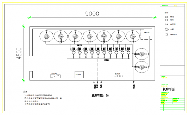 Electric Room Plan lay-out