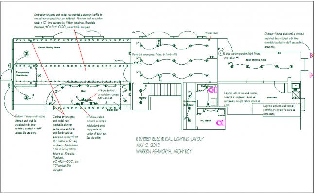electrical plan layout detail view dwg file specification of electrical plan parts of electrical plan