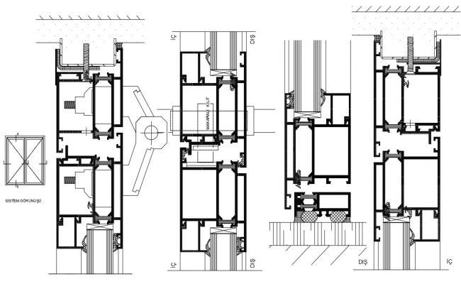 Elevator Design CAD plan Download