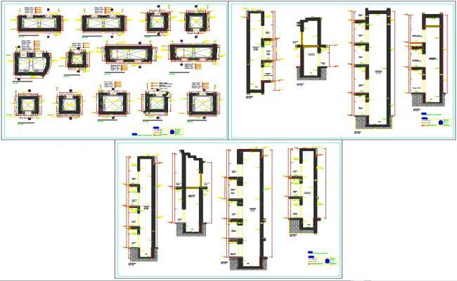 Elevator design details