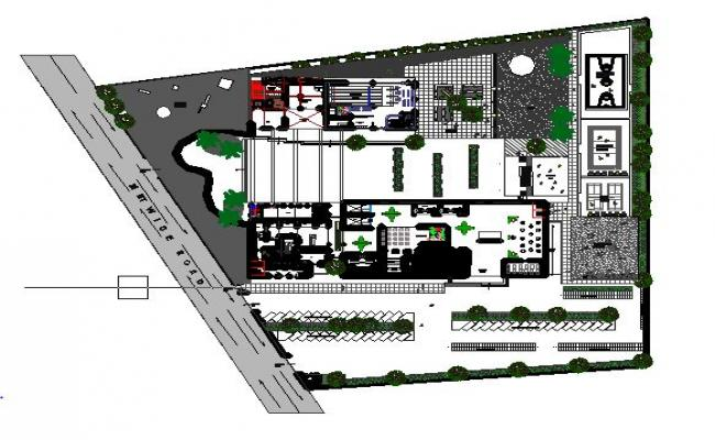 Entertainment Centre Plan