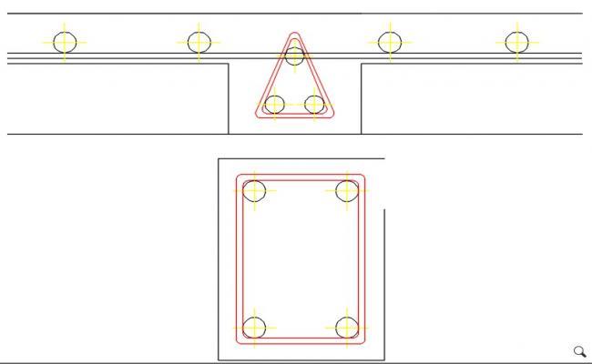 False cieling design