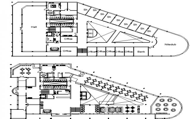 Elevation Plan Description : Five star hotel project plan dwg file