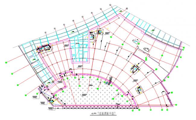Floor Plane residential detail