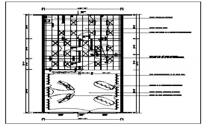 Floor plan design drawing of House design