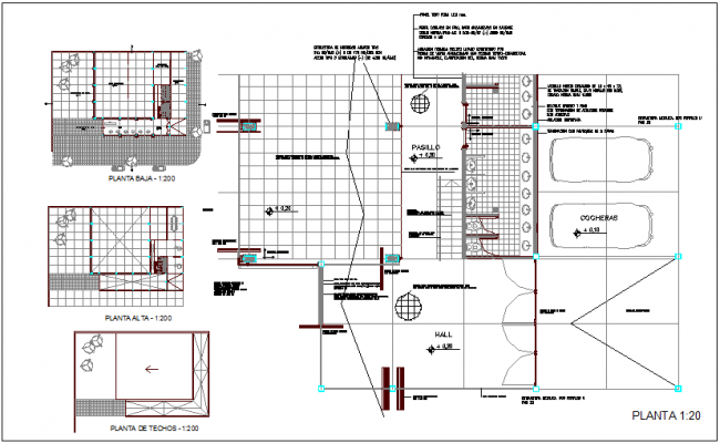 Floor plan of material delivery office of government dwg file
