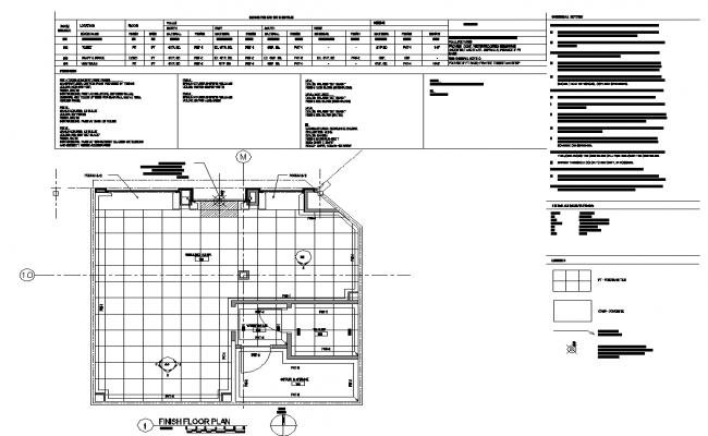 Flooring  layout plan  dwg file