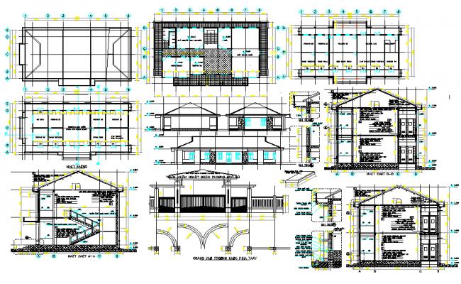 Foundation Structure detail