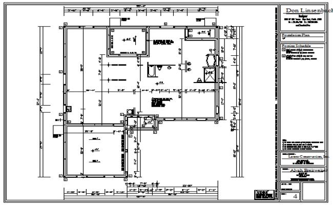 Foundation plan design drawing of house design drawing for Foundation plan drawing