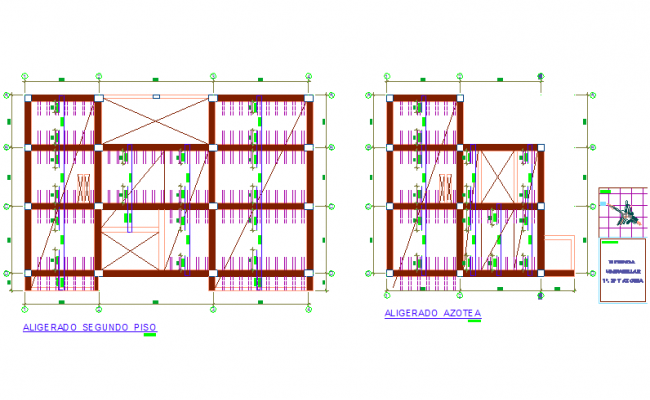 Foundation plan detail deg file