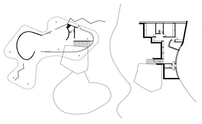 Framing plan details of house floor dwg file