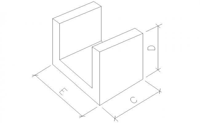 Free 3d CAD Blocks Download