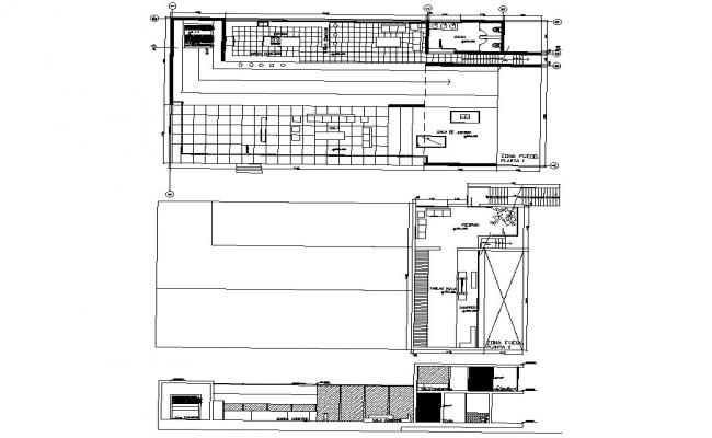 Free AutoCAD House Plan DWG