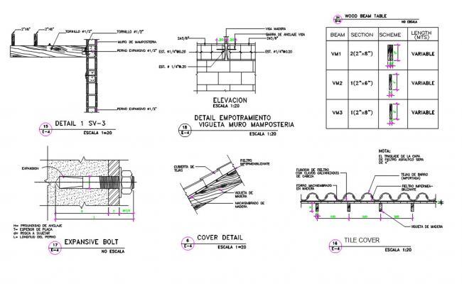 Free Construction CAD Blocks
