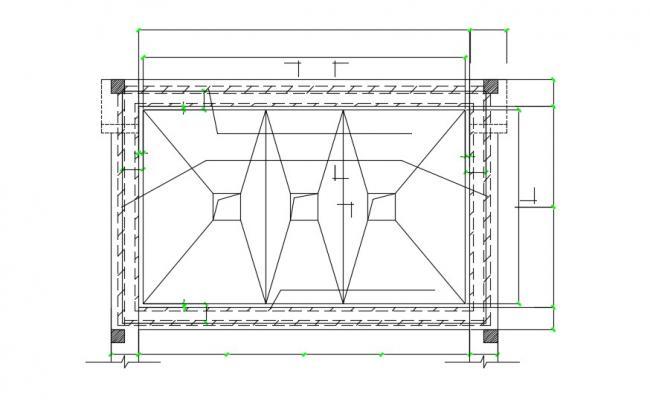 Free Download Beam Design AutoCAD File