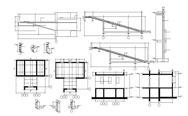 Free Download Building wall CAD details