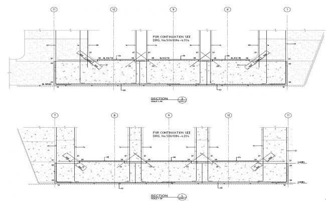 Free Download Continuous Beam Design RCC Work PDF File