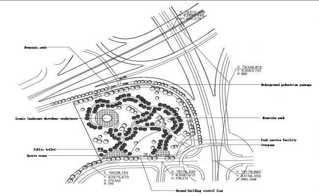 Free Download Landscape Design Plans AutoCAD File