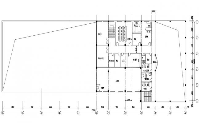 Free Download Of Office Building Autocad Format