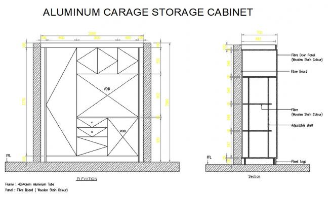 Free Download Storage Cabinet