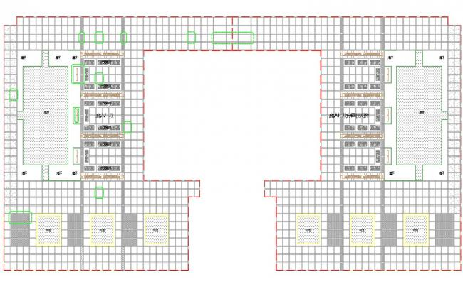 Free Download The Commercial Flooring Construction Design AutoCAD File