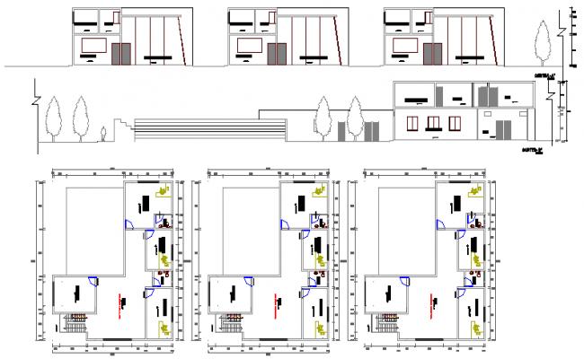 Auditorium Elevations Images