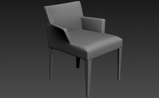 Furniture 3d Chair Design Max File Free Download