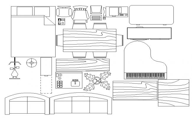 Furniture Block Design