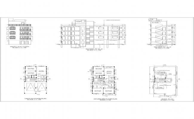G+III RESIDENTIAL BUILDING