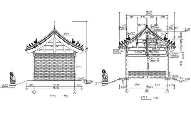 Gazebo Designs CAD File