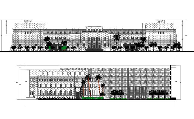 Government Building plan
