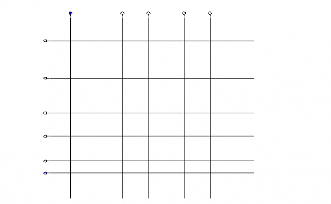 Grid front detailing