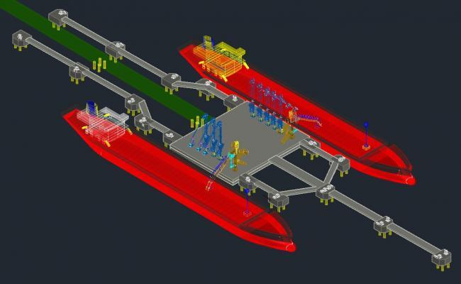 Harbor Designs CAD File