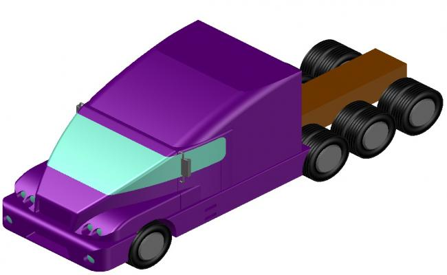 Heavy Load Lorry Download