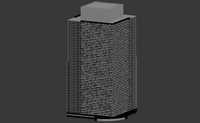 High rise Office Building Max File