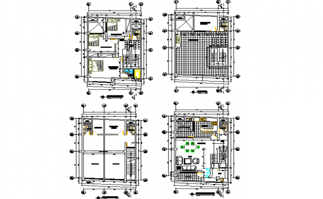 Home architect planning layout file