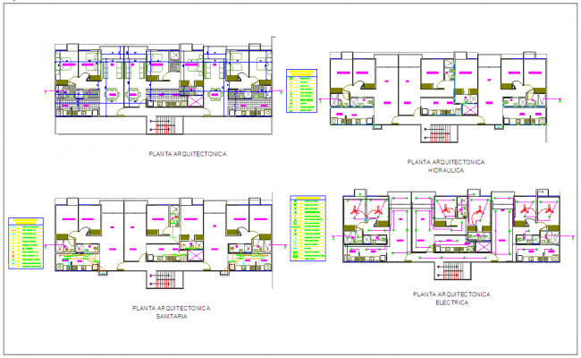 Home design with serenity,hydraulic and electric detail