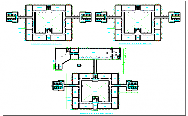 Hostel Building Plan
