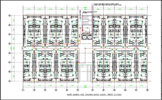Hotel Bedroom Layout Plan